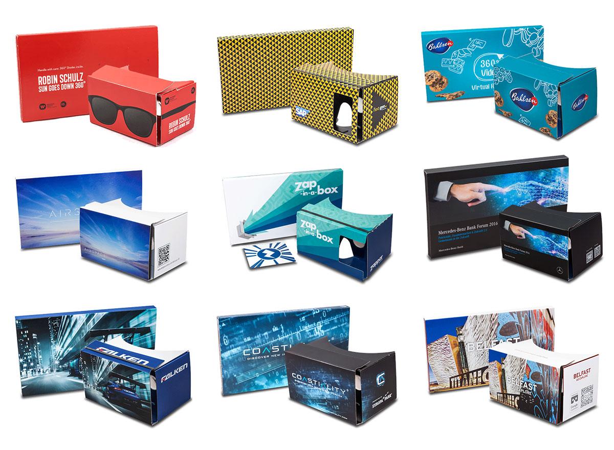 794701f92d56 Branded Google Cardboard Custom Google Cardboard
